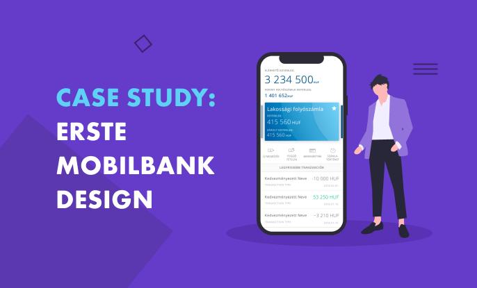 Erste Mobilbank design