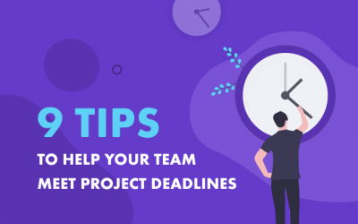 Nine Tips to Finish Your Product Development Project on Time