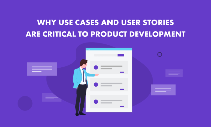 blog post header - user story vs use case