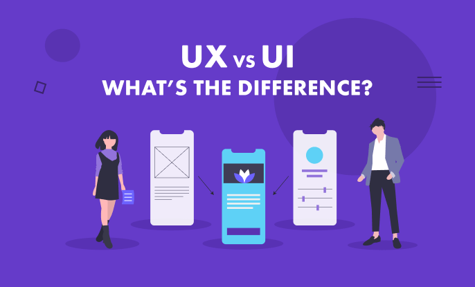 UX and UI –  What's the difference?