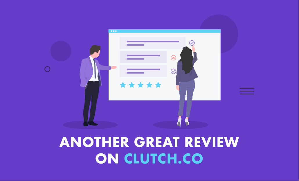 A nice recommendation from Cisco's new acquisition on Clutch